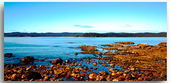 Quarantine Bay Eden New South Wales Australia (Bear Dale) Tags: quarantine bay eden new south wales australia canon 5d mkii
