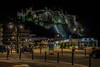 The old overlooks the new... (Dafydd Penguin) Tags: castle 13th century night shot slow shutter speed tripod after dark fort hill top harbour cassis cote dazure france provence town history leica m10 summicron f2 35mm asph
