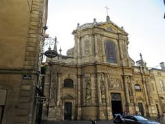 Église Notre-Dame, Place du Chapelet, Bordeaux, France (Paul McClure DC) Tags: bordeaux france gironde nouvelleaquitaine july2017 historic architecture church