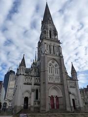 Quel est cet lieu? Basilique Saint Nicolas, Nantes (Marie-Hélène Cingal) Tags: france nwn