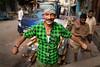 Walking-Kolkata-30 (OXLAEY.com) Tags: india market portrait portraits