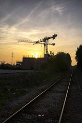 Urban sunset (monnierphilippe59) Tags: sun sunset sunlight urban twilight crépuscule tam canon