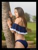Shante (madmarv00) Tags: d600 nikon sandislandbeachpark shante bikini girl hawaii kylenishiokacom model oahu outdoor woman tree portrait tattoo