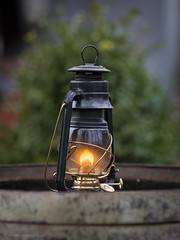 Lantern (samiKoo) Tags: lantern details lamp oillamp light fire flame evening pretty photography photo photograph canon 6d