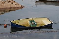 Flooded boat K1__6030.jpg (screwdriver222) Tags: devon flooddefences buoys floodedboat construction k1 pentax hdpentaxdfa70200mmf28eddcaw boats moorings harbour cockwood england unitedkingdom gb