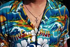 A Cross the Universe (michel nguie) Tags: michelnguie film analog chemise cross torse roubaix rbx skin jewel chain