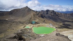 Emerald Lakes (picturesfrommars) Tags: tongariro crossing red crater nature neuseeland aotearoa newzealand a6300 sel1670z emerald lakes