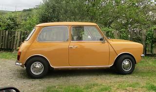 1976 Mini Clubman #2
