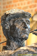 IMG_8115 (Patrick Williot) Tags: exposition vernissage ecuries sculpteur michal peintre genevieve nicolas