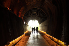 時光隧道 (Lavender0302) Tags: 隧道 功維敘 苗栗 台灣 taiwan travel tunnel