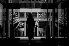 20180506 May of Japan (soyokazeojisan) Tags: japan osaka light street people bw blackandwhite walk city monochrome digital olympus 12100mm 2018 building 鯉のぼり
