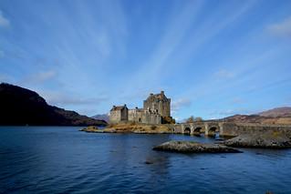 Eilean Donan castle Scotland_8428