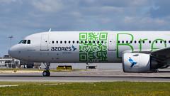 Airbus A321-253N I CS-TSF I Azores Airlines (Gustavo H. Braga) Tags: azoresairlines sata aviation airplanes airport aviação aviacao aviao aeronaves aeroporto airbus a321 a321neo