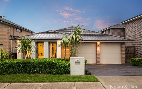 107 Mosaic Avenue, The Ponds NSW