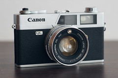Canonet QL17 (Diane7:30am) Tags: canonet ql ql17 17 film analog camera