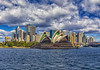 A Touch of Green (NorthFla) Tags: sydney australia sydneyharbour sydneyoperahouse manlyferry