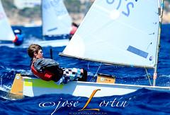 OPTIMIST CHAMPIONSHIP (JLuisOrtín (**Running Slow**)) Tags: optimist championship sport sea future competition joséortín sail wind elcampello cnelcampello alicante spain fast