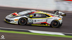 Lamborghini Super Trofeo Silverstone 2017 (12 of 32) (SHGP) Tags: blancpain gt series silverstone 2016 race circuit motorsport racing car fast canon 700d sigma 18250mm outdoor light white speed auto sport vehicle scuderia praha ferrari 488 gt3 worldcars steven harrisongreen shgp black monochrome road lamborghini super trofeo cup hurucan