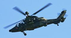 Bundeswehr Tiger 74+21 (Steve Schilling) Tags: eurocopter tiger bundeswehr heer ila 2018 airshow ber 7421