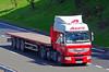 RENAULT Premium - ADAMS Grangemouth (scotrailm 63A) Tags: lorries trucks adams