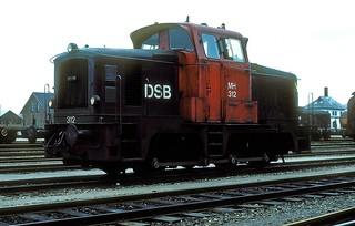 MH 312  Esbjerg  27.05.83