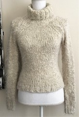 Soft merino wool turtleneck (Mytwist) Tags: mila schon cream ivory mohair fuzzy wool turtleneck sweater vihanevtg milaschon turtlemeck tneck knitted knit woolfetish winter wolle timeless retro design vintage bulky love warm aranstyle fetish fisherman sexy