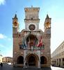 Pordenone (Mattia Camellini) Tags: pordenone friuliveneziagiulia italia italy mattiacamellini sigma816mmf4556dchsm wideangle grandangolo architecture medioevo canoneos7d