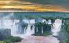 The most Romantic Moment... (E.K.111) Tags: paraná brazil br iguazu waterfall sunset lowlightphotography