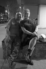 Terence & Janis (zawaski) Tags: alberta beauty oneyear canada naturallight noflash zawaski©2018 rockymountains bigdave canmore love calgary ambientlight mikeyson12th canonef2035mmf3545usm