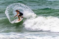 D85_1829 (mylesfox) Tags: surfer surfing surf wave board ocean sea