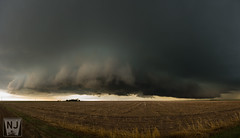 Decatur Drama (Nathan Jurgensen) Tags: kansas oberlin decatur county supercell storm thunderstorm severe weather warning tornadowarning panorama stitch stormchase chaser chasing