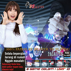 Selalu bepergian? Jarang di rumah? Nggak masalah! (RFBET99.COM) Tags: rfbet99 fastbet99group taruhanonline judionline judibola agenjudi pialadunia2018 worldcup worldcup2018 rusia bonustanpabatas parlaybaccarat iphoneonly cat cute wedding me selfie art instamood beach dog pink