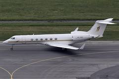 Sky Prime Aviation Services Ltd Gulfstream 5 HZ-SK4 (c/n 668) (Manfred Saitz) Tags: vienna airport schwechat vie loww flughafen wien sky prime aviation gulfstream gulf glf5 hzsk4 hzreg