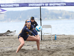 PAC-12 North Invitational 2018-FT4I2328 (Pacific Northwest Volleyball Photography) Tags: beachvolleyball ncaa pac12 pac12bvb alkibeach seattle