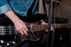 Bass Guitar (kle1n) Tags: music bass guitar rock strings dof