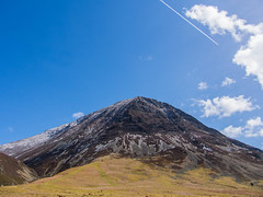 To the Sky & Beyond (RS400) Tags: sky clouds plane mountains landscape snow lake district wow cool amazing travel uk cumbria flying olympus blue england photography
