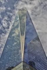 New York (valeriaconti136) Tags: architettura grattacielo riflessi torre worldtradecenter architecture newyork usa memories canoneos80d