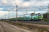 Vectron 3301 (Arttu Uusitalo) Tags: vr finnishrailways vectron sr3 test train mv11901 spring evening sony a6500 canon 24105l ic intercity