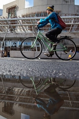 #POP2018  (137 of 230) (Philip Gillespie) Tags: pedal parliament pop pop18 pop2018 scotland edinburgh rally demonstration protest safer cycling canon 5dsr men women man woman kids children boys girls cycles bikes trikes fun feet hands heads swimming water wet urban colour red green yellow blue purple sun sky park clouds rain sunny high visibility wheels spokes police happy waving smiling road street helmets safety splash dogs people crowd group nature outdoors outside banners pool pond lake grass trees talking bike building sport