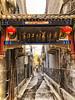Liulichang Street in Beijing, China (` Toshio ') Tags: toshio beijing china chinese asia asian antiques liulichangstreet liulichang person alley city oldtown iphone lanterns
