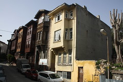Buildings of Istanbul (lazy south's travels) Tags: istanbul turkey turkish building architecture urban street scene road apartment flat block