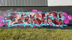 Kaue... (colourourcity) Tags: ironlak msa melbournesucicidalassasins msacrew graffiti graffiticrew kings melbourne melbournegraffiti melbournestreetart awesome colourourcity nofilters burncity burnerwall heater burner bigwalls bigburners kaue oldskooler ek