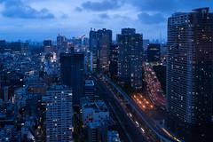 世界貿易センタービル展望台 (かがみ~) Tags: leica japan leicaq tokyo typ116 日本 東京 minatoku tōkyōto jp