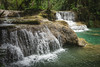 Waterfalls of Luang Prabang (Syahrel Azha Hashim) Tags: 2018 laos sonyimages nature sony shallow holiday nopeople freshwater trees details a7ii waterstream highcontrast slowshutter kuangsiwaterfalls touristattraction asia 35mm getaway handheld clouds colorimage vacation destination prime light sonya7 naturallight dramaticsky colorful dof beautiful travel syahrel relaxing greenwater colors stream luangprabang simple longexposure detail