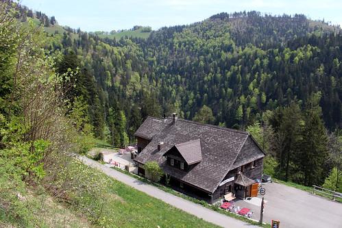 Gasthaus Sennhütte Strahlegg