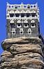 Yemen, Rock Palace Wadi Dhar (gerard eder) Tags: world travel reise viajes asia middleeast arabia arabiafelix yemen wadidhar rocks rockpalace palace palacio palast architecture architektur arquitectura landscape landschaft paisajes panorama outdoor