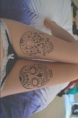 татуировка (TattooForAWeek) Tags: татуировка tattooforaweek temporary tattoos wicker furniture paradise outdoor