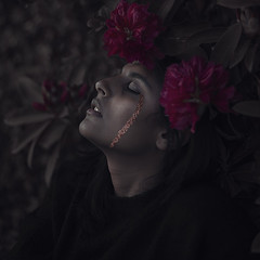 Selfinflicted (geethaslock) Tags: selfportraiture selfportrait selflove fineartphotography conceptualphotography