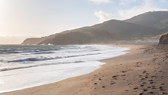 Rodeo Beach Haze (Matt McLean) Tags: bayarea beach california coast marin ocean pacific rodeobeach surf tide