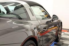 porsche_991_targa_4S_xpel_49 (Detailing Studio) Tags: detailing studio lyon xpel céramique traitement protection film plastique ultimate lavage entretien porsche 991 targa 4s swissvax capote